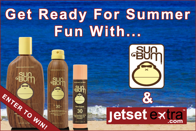 We're Giving Away a Sunscreen Pack!