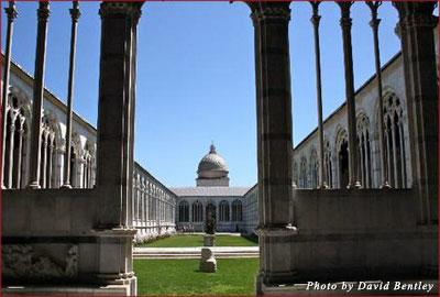 The Camposanto Monumentale