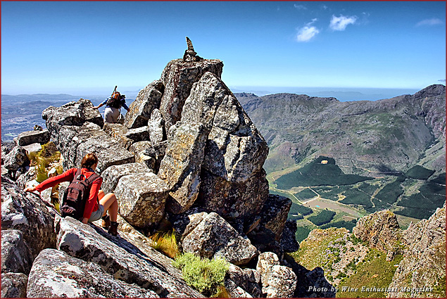 Wine region Stellenbosch, South Africa, is all about adventure and discovery