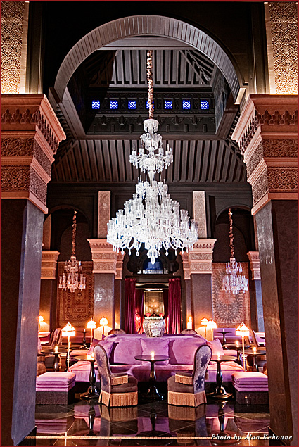 A stay at Selman Marrakech is part of Boutique Souk's Year of the Snake celebration package