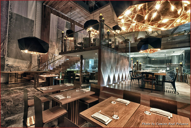 Morimoto is a favorite of Iron Chef foodie followers