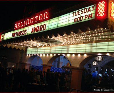 The Arlington Theatre hosted the Santa Barbara Film Festival's Virtuosos Award show