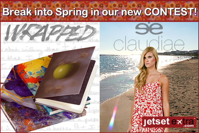 Break Into Spring With Our New Contest!