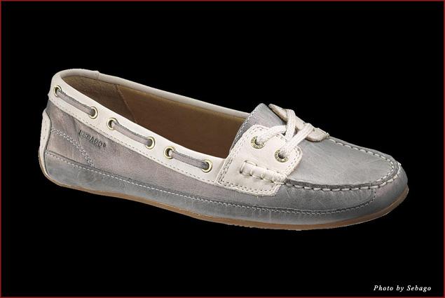 Sebago's Bala casual shoe has a non-slip rubber sole for better traction