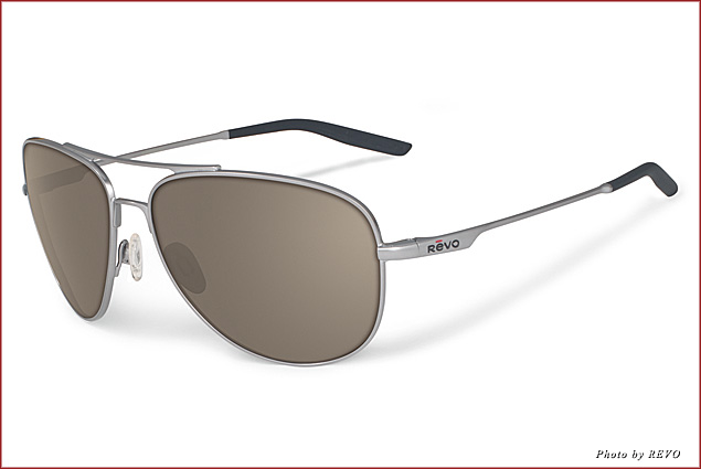 REVO Windspeed sunglasses can withstand the stress of everyday use