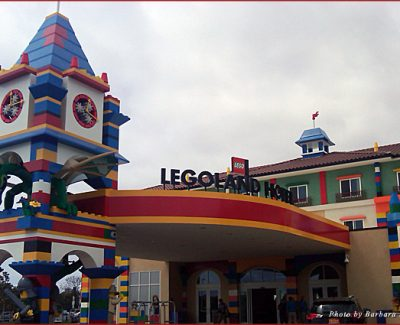 The first Legoland Hotel in the nation opened April 4, 2013