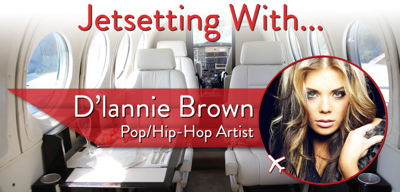 D'lannie Brown continues to attract attention from top industry representatives with her natural performance ability, impressive vocal skills, and vibrant personality.