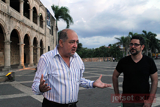 Tour guides Octavio and Waldo Tejada take us on our Flavors of the Old City tour