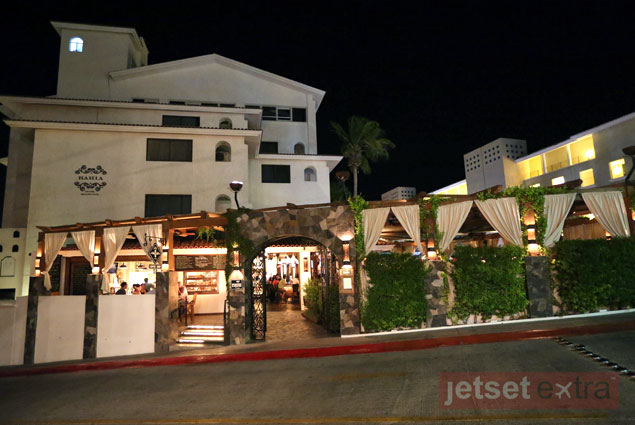 Bahia Hotel and Bar Esquina in Cabo San Lucas