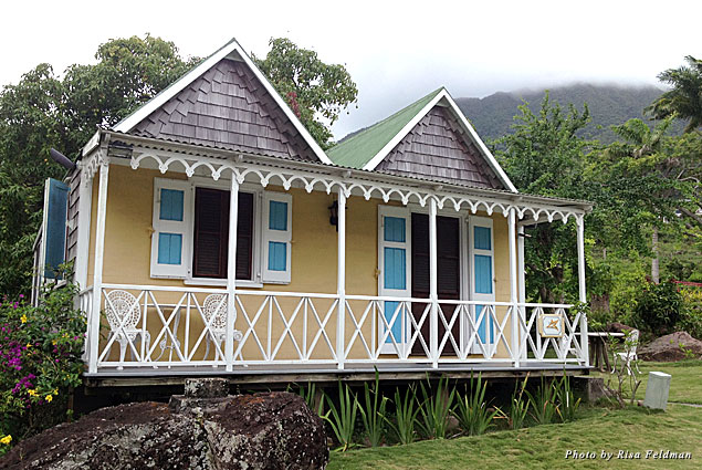 The Hermitage Cottage in Nevis