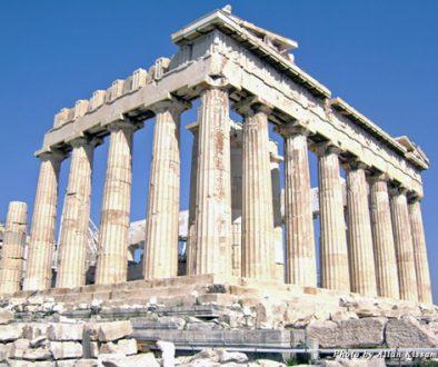 The iconic Acropolis