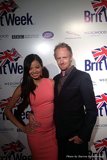 BritWeek 2013 Launch LA, not to be confused with July 4th