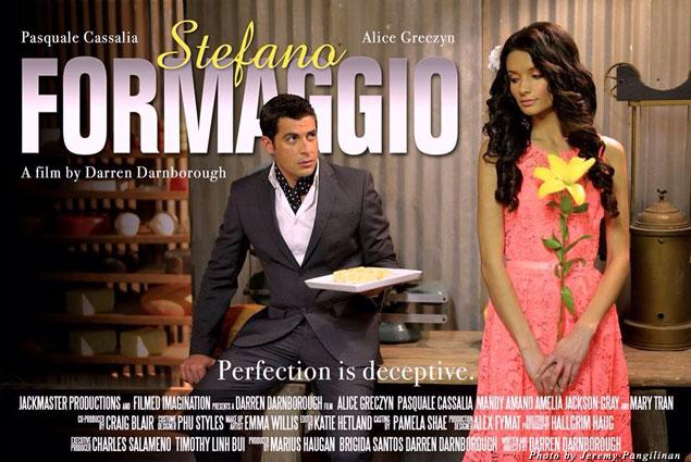 """Stefano Formaggio,"" coming to a festival near you"