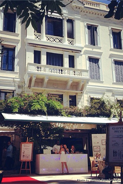 The glamorous Hollywood Boudoir Villa in Cannes