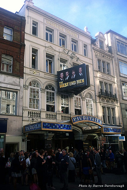 """""""The West End Men""""—in the West End. It works!"""