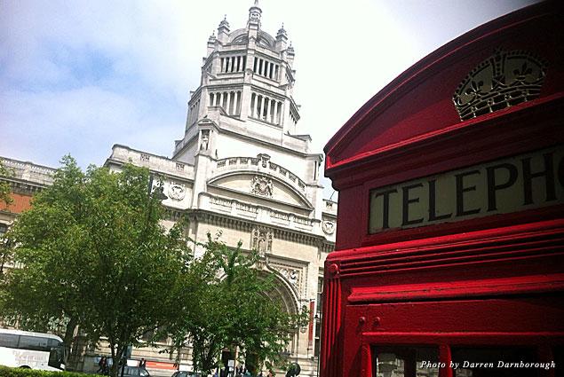 London in sunny glory