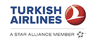 The Brit on the Boulevard is supported by Turkish Airlines - flying to more countries than any other airline