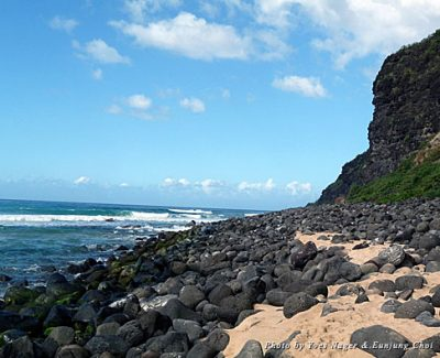 Polihale, Kauai's westernmost point
