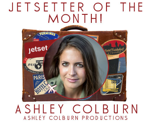 Jetsetter of the Month: Ashley Colburn