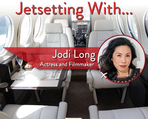Jetsetting With Actress and Filmmaker Jodi Long