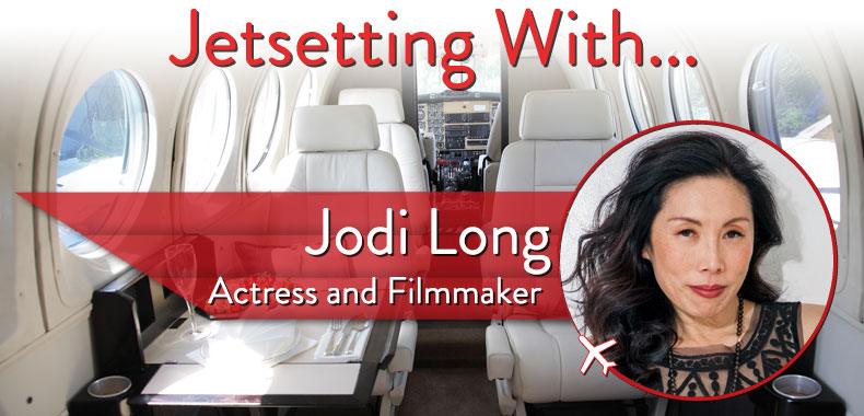 Jetsetting With Actress and Filmmaker Jodi Long