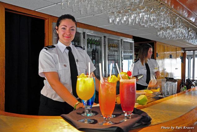 Bar on Louis-Jolliet