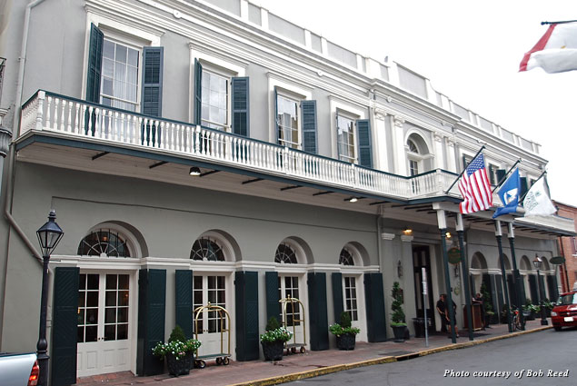 Stay at the Bourbon Orleans Hotel only if you dare