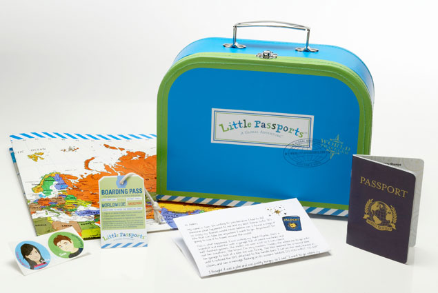 Announcing Our Little Passports Subscription Winner!