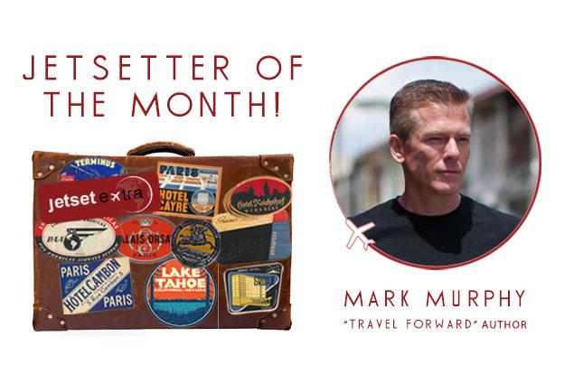Jetsetter of the Month: Mark Murphy
