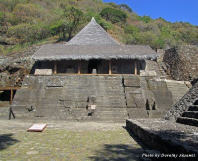 A hillside Aztec ceremonial center carved from rock lured me to Malinalco
