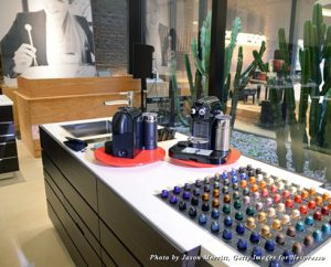 Inside the Beverly Hills Nespresso Boutique