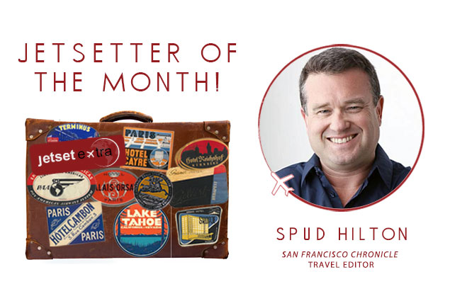 Jetsetter of the Month: Spud Hilton
