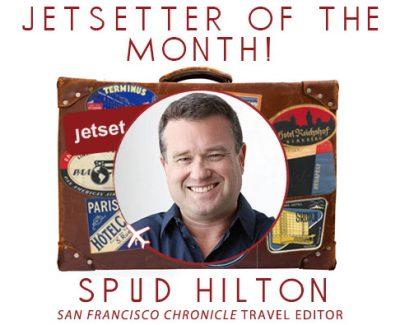 Jetsetter of the Month: Spud Hilton