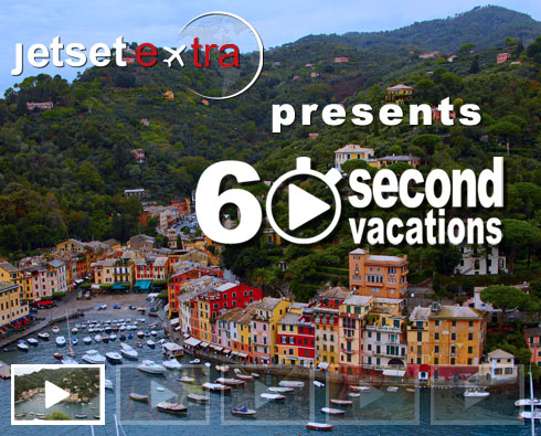 Take a Minute to Relax With Jetset Extra's New 60-Second Vacations