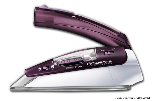The ROWENTA First Class Travel Iron