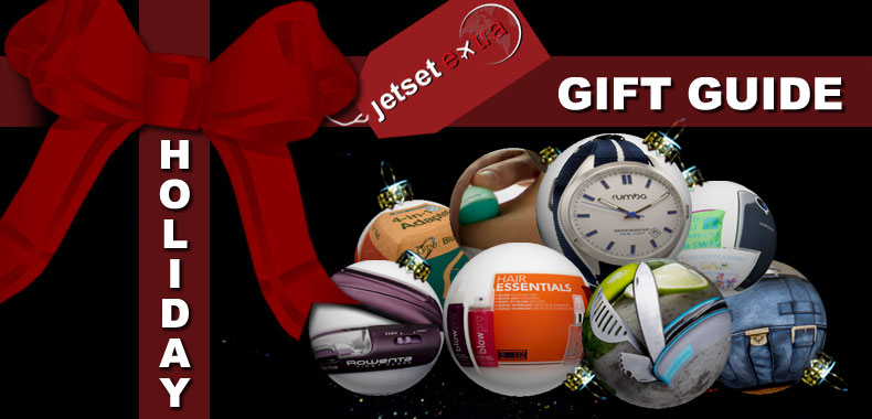 Jetset Extra's 2013 Holiday Gift Guide