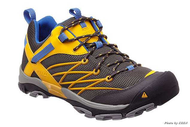 KEEN's Marshall hiking shoe