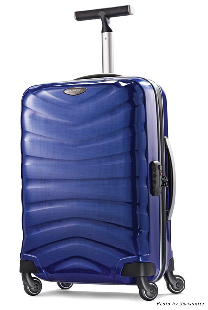 Samsonite's Spinner
