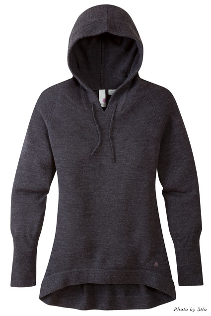 Stio's hooded sweater