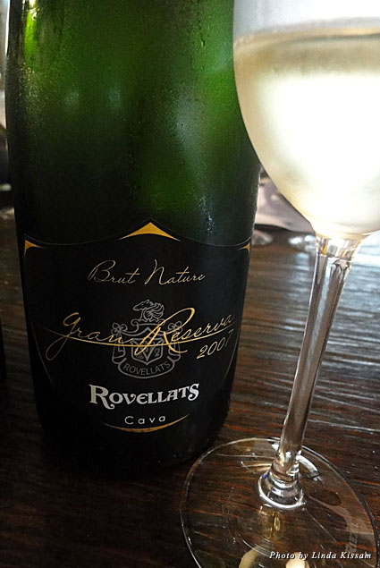 Rovellats' premium cavas are worth the sip