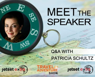Meet the Speaker: Bestselling Author Patricia Schultz
