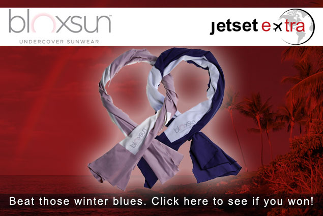 We Have Picked Our Bloxsun Sun Scarf Winner!