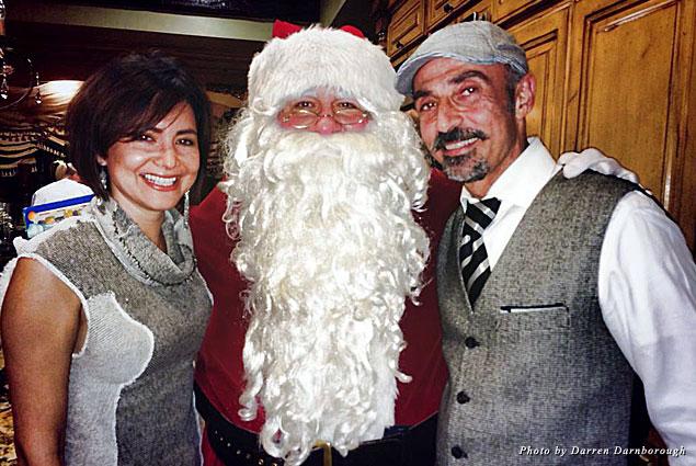 Javadi's on Santa's side