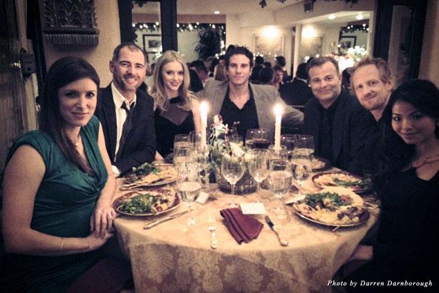 Hollywood Arts dinner