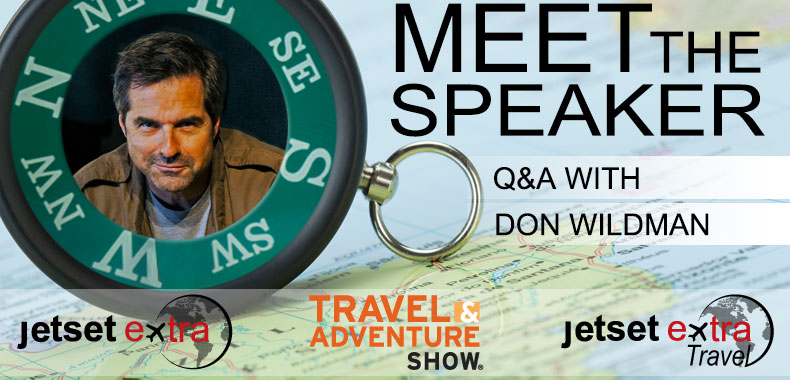 "Meet the Speaker: ""Mysteries at the Museum"" Host Don Wildman"