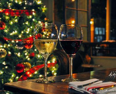 Wines at Centouno Taverna
