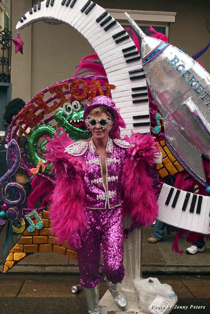 The Annual Bourbon Street Drag Queen Costume Contest brings out incredible creativity every year