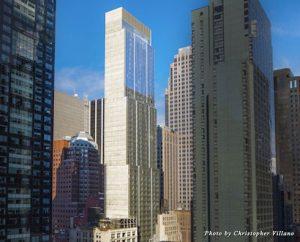 The Hyatt Times Square exterior