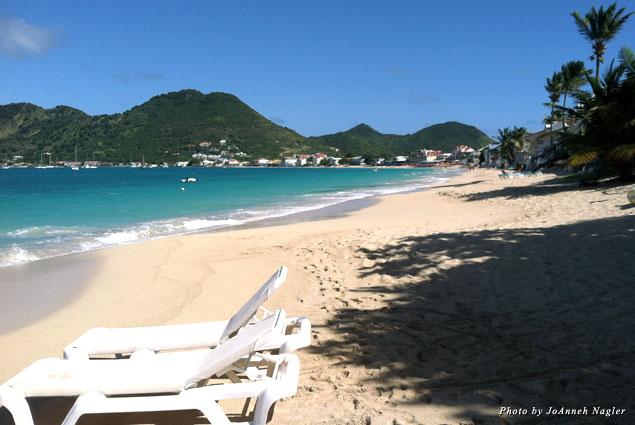Grand Cas Beach