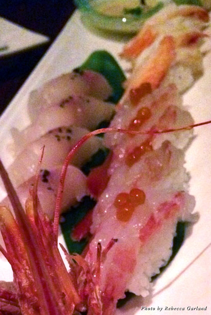 Sushi Roku sushi platter